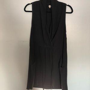 Wilfred black dress